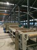 Huile de fil d'acier gâchant la chaîne de production continue