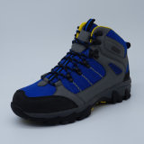 Outdoor di cuoio Hiking Shoes per Men con Waterproof