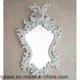 Miroir décoratif libre d'en cuivre arrière de vinyle