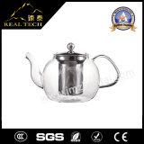 Las teteras claras del vidrio de cuarzo venden al por mayor para el precio de consumición del té