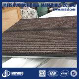 Stuoie di portello di gomma impermeabili Grinza-Resistenti basse di Moqs all'esterno