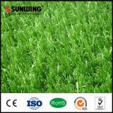 Césped artificial Wedding certificado SGS de la hierba de la alfombra al aire libre