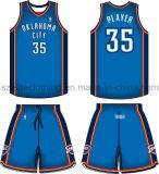 Disegno su ordinazione poco costoso della Jersey di pallacanestro 2015 (ELTLJJ-96)