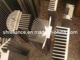 Profils en bois d'aluminium/en aluminium des graines pour le guichet