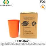 300ml BPA geben Bambusfaser-Cup frei (HDP-0423)