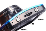 HD pieno 1080P 170 Degrees Car DVR con visione notturna di H264 Dashcam Black Box
