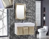 Qualität PVC Wall Mounted Classic Bathroom Cabinet mit Shelf