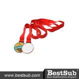 Медаль сублимации Bestsub золотистое (JP50G)