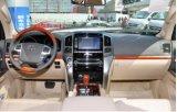 Navigation du véhicule GPS de l'androïde 4.4 GPS pour le croiseur de cordon de Toyota (HD1006)