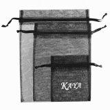 Bolsos del Organza de la joyería para el collar (KYB001)
