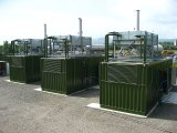 Googol 200kw-2000kw Natural/Bio Gas Generator Electric Comienzo