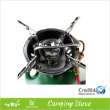 Campingのための予熱Free Oil Stove