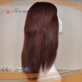 Brasilianisches Remy Perücke-Haar-volles Spitze-Frauen-Haar