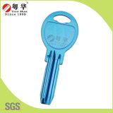 工場価格の卸売のチタニウムのキー、主ブランク、ブランクキー