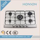 Tipo incorporato stufa di gas della fresa del gas HS5601 degli apparecchi di cucina