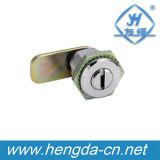 Do armário semelhante da caixa postal do metal do zinco da segurança da alta qualidade Yh9808 fechamento de cilindro tubular fechado fundido liga do fechamento de porta da came