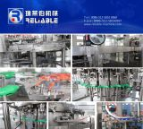 Máquina de rellenar carbónica modificada para requisitos particulares automática del agua de soda
