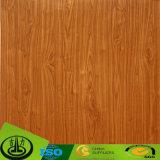 OEMおよびODMサービスの木製の穀物の装飾的なペーパー