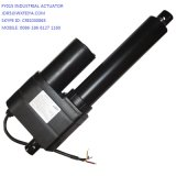 농업 Linear Actuator Gear Motor Type와 Brush Commutation Linear Actuator