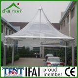 Tienda temporal del pabellón de la pagoda del Gazebo transparente de Tente