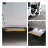 Carga deslizante elétrica 250kg de Fcan da etapa para Van e minibus