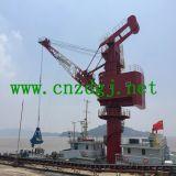 Saleのための中国Manufacturer Hydraulic Boat Capture Crane