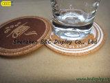Cork het Stootkussen van de Kop, Cork Placemat, Cork de Reeks van de Onderlegger voor glazen, Cork Onderleggers voor glazen (b&c-G073)
