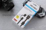 2 в 1 USB Cable Nylon Insulated Charging и Sync