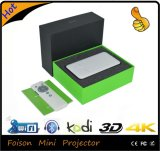Mini Projector con Rechargeable Battery
