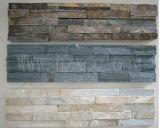 Cultura Piedra pizarra por un revestimiento de la pared Decoración