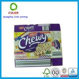Ventas al por mayor de papel plegables baratas del rectángulo del alimento para llevar