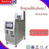 Friteuse à température contrôlée d'aliments de préparation rapide Kfc de poulet ouvert électrique commercial d'Ofe-H321