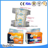 Fabrik in Guangzhou Export Price Baby Diaper