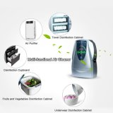 500mg/H Remote Control Ozone Generator für Air Water Purification