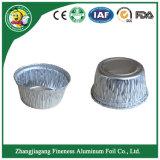 Подгонянная форма подноса алюминиевой фольги