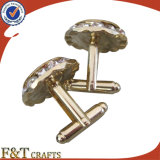 方法Highquality Plating Gold PRO- Enamel Fashion Jewelry Metal CufflinkかCufflink Manufacturer