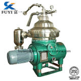 Milk를 위한 디스크 Bowl 2단계 Centrifugal Solid Liquid Separator
