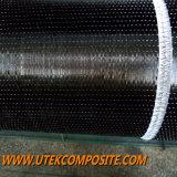 30cm Faser-unidirektionales Gewebe des Kohlenstoff-200GSM für Aufbau