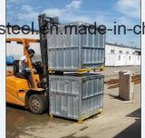 Stahl gefaltetes Behälter-Becken