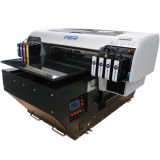 UV de embalaje de la impresora de papel de la impresora del Metal, Madera, PVC LED UV