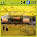 アルミニウムコンサートのイベントショーパフォーマンス照明段階のトラス