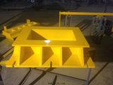 Machine de fabrication de brique de la boue Zcjk4-40