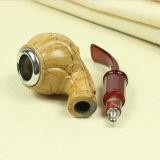 Типа смолаы трубы табака Whosesale труба классицистического пластичного куря