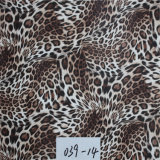 Exportador profissional do couro impresso do falso (HS039#)