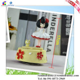 Fiore Girl Music Box per Promotion Gift