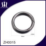 Naice Metal O Shape Snap Spring Ring para Bag