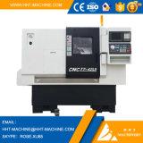 CNC de Tck-42ls que da vuelta de centro para el pequeño objeto, precio de la máquina del torno del CNC