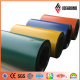 Ideabondのカラー上塗を施してあるアルミニウム版の中国の製造者
