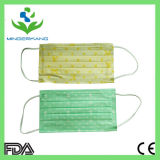 Masque protecteur remplaçable de 3 plis de Xiantao Hubei MEK