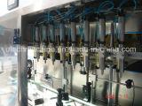 Remplissage d'huile automatique de nourriture/huile de table et chaîne d'emballage